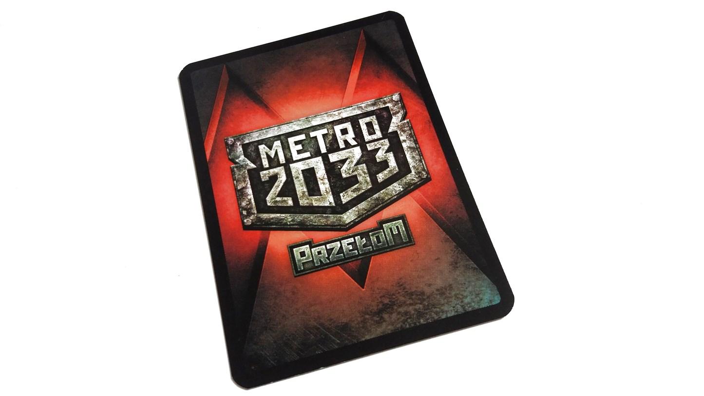 Metro 2033 przełom 8 Unboxing #1 Metro 2033: Przełom