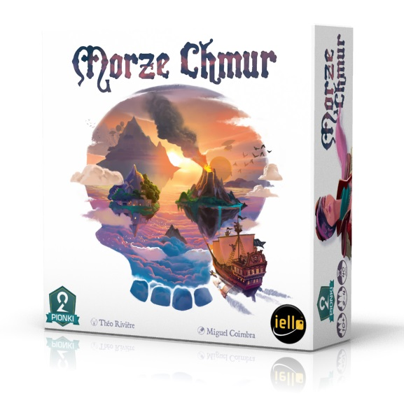 Morze Chmur 2 Gry planszowe jako prezent   gry dla początkujących.