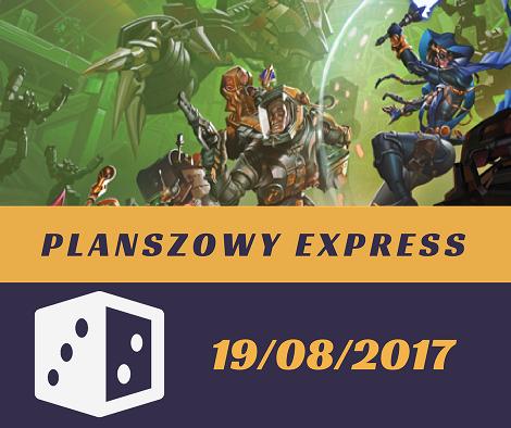 Planszowy Express 19 08 2017 Planszowe nowinki #27