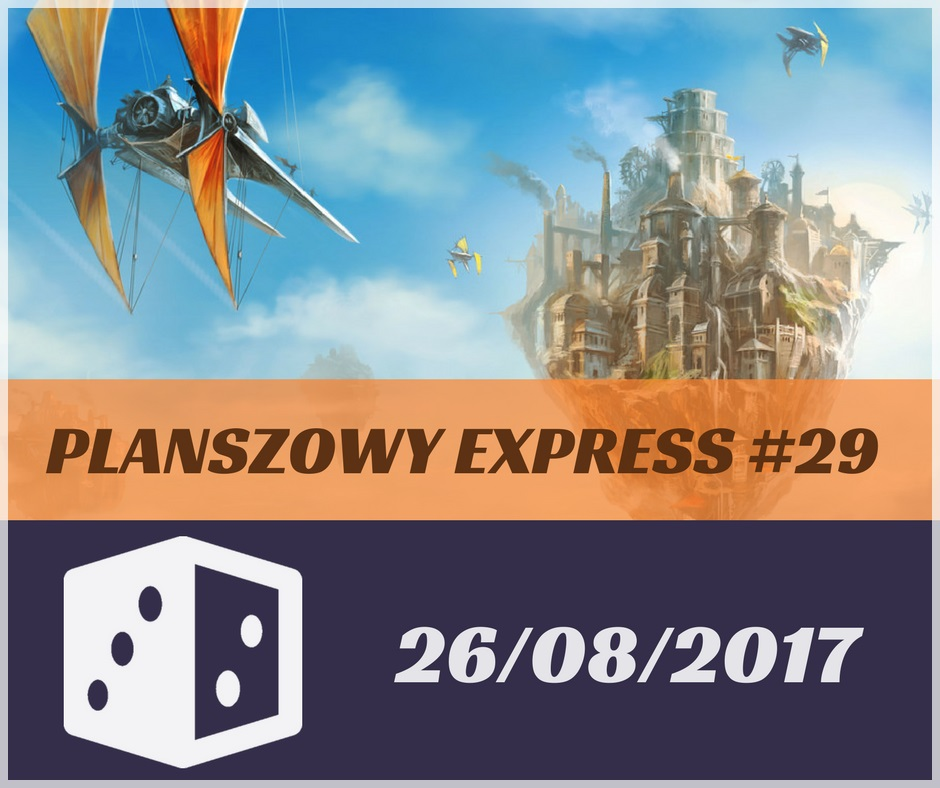 Planszowy Express 29 Planszowy Express #29