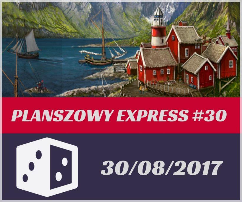 Planszowy Express 30