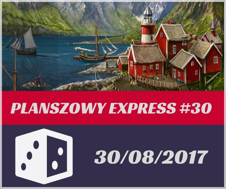 Planszowy Express 30 Planszowy Express #30