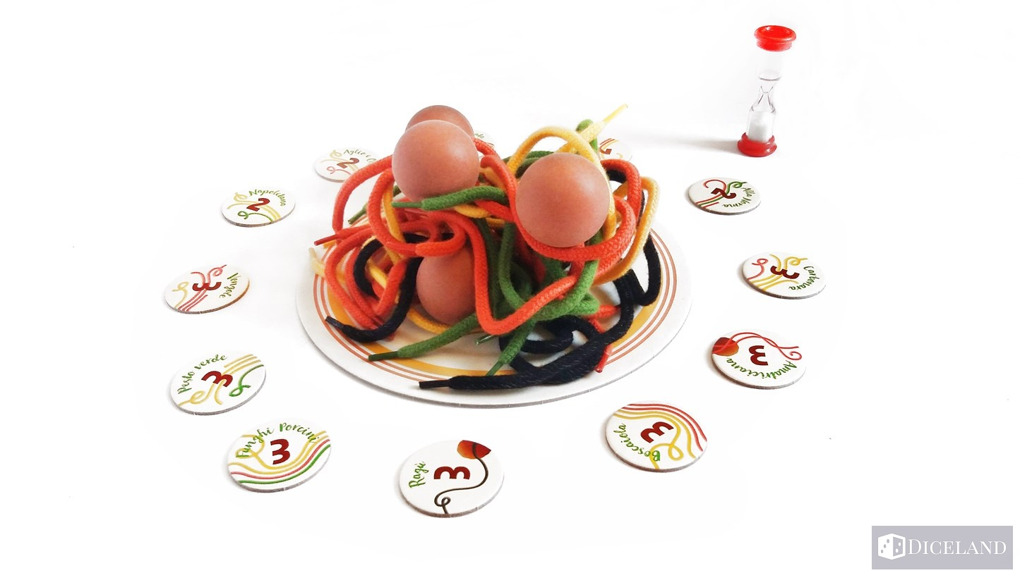 Spaghetti 16 Recenzja #23 Spaghetti