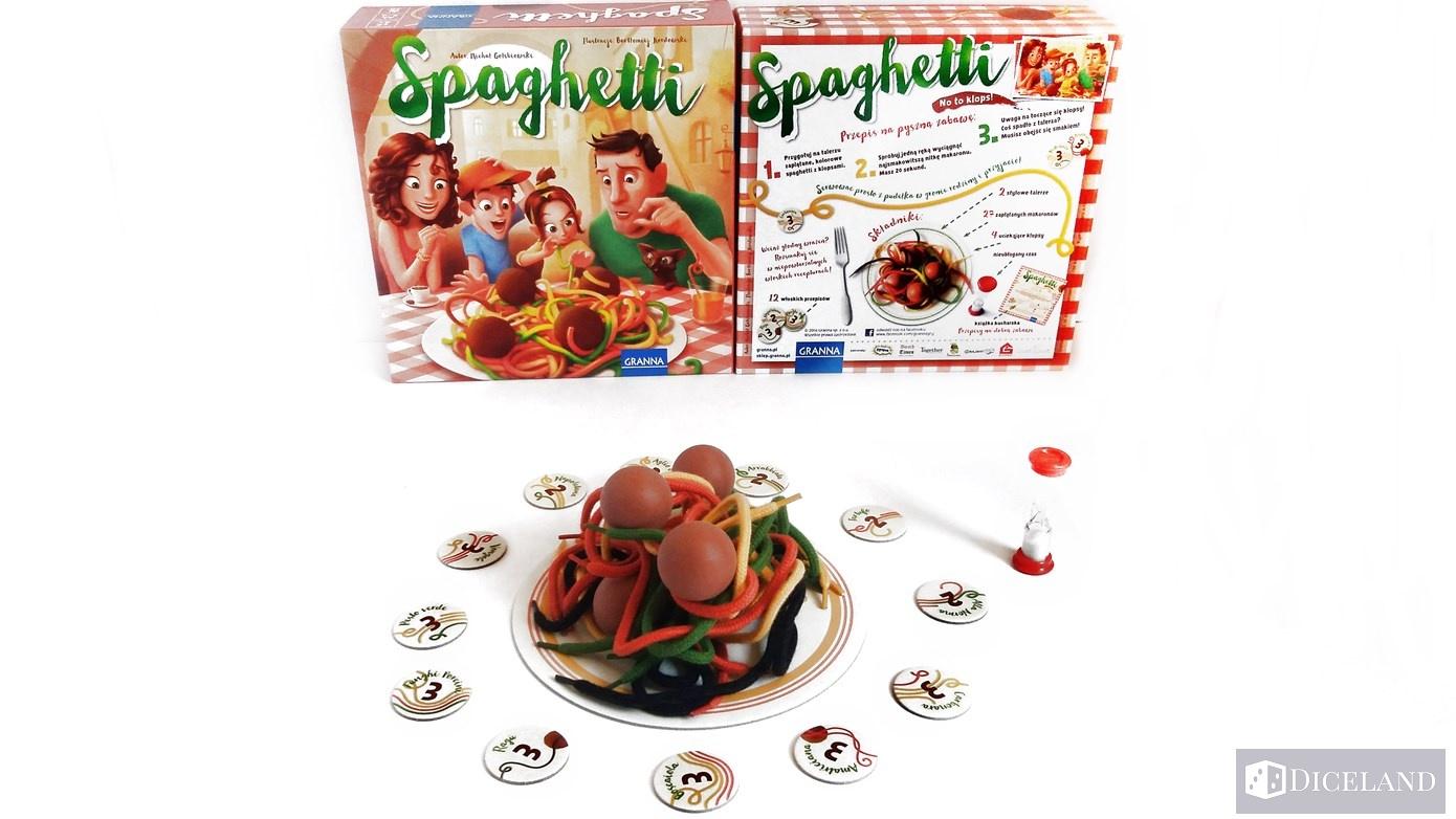 Spaghetti 25 Recenzja #23 Spaghetti