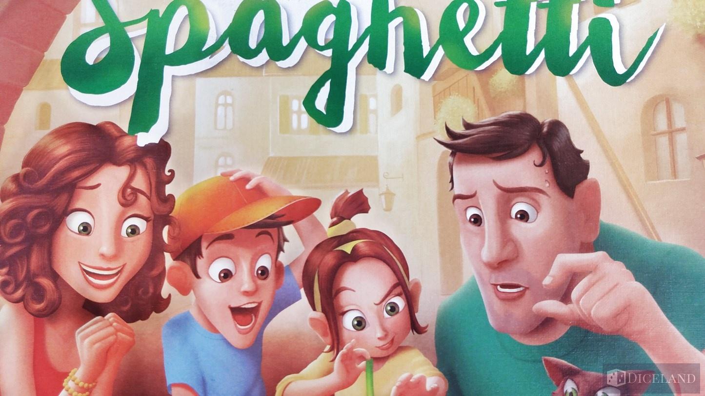 Spaghetti 4 Recenzja #23 Spaghetti