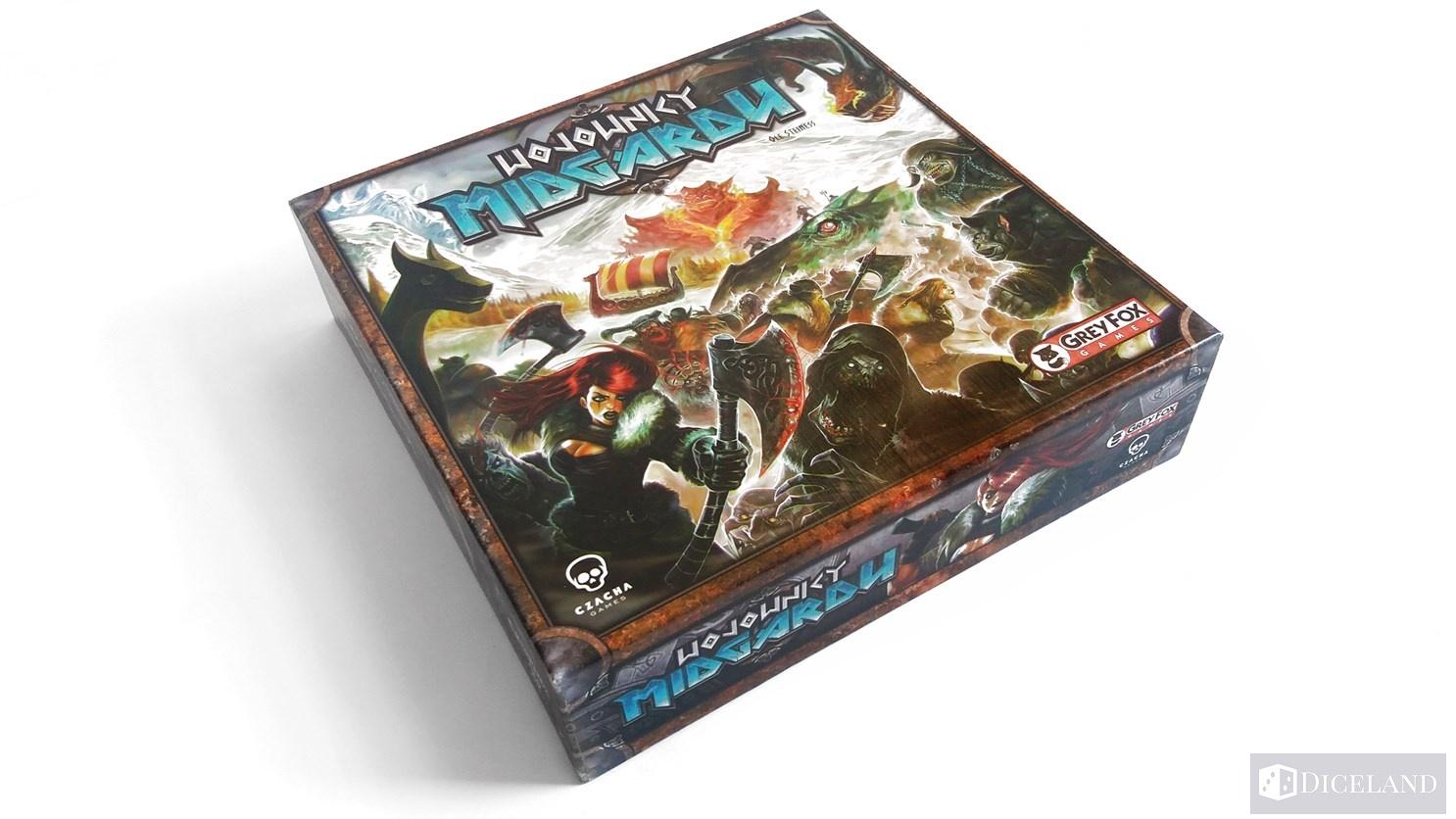Wojownicy z Midgardu 1 Recenzja #28 Wojownicy Midgardu