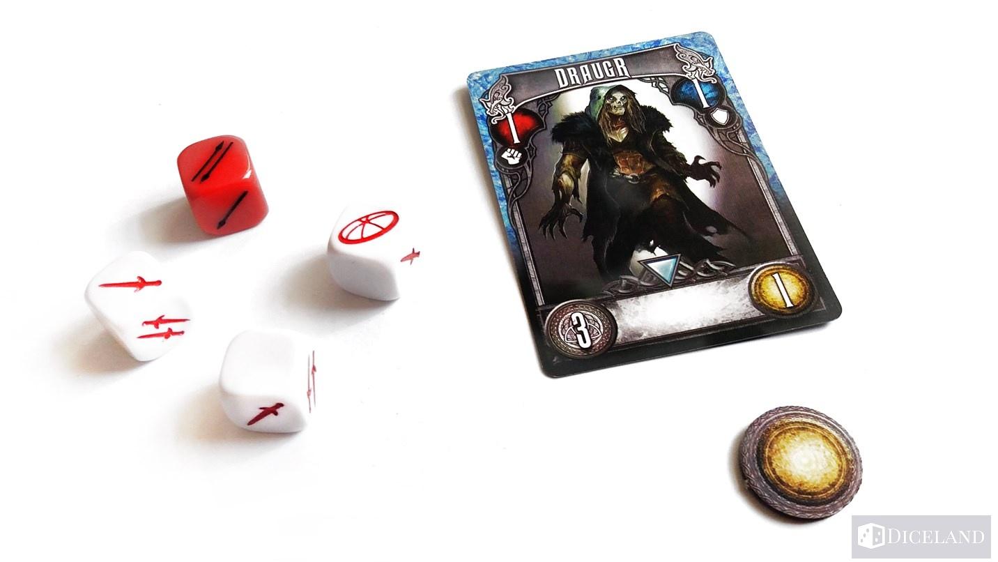 Wojownicy z Midgardu 53 Recenzja #28 Wojownicy Midgardu