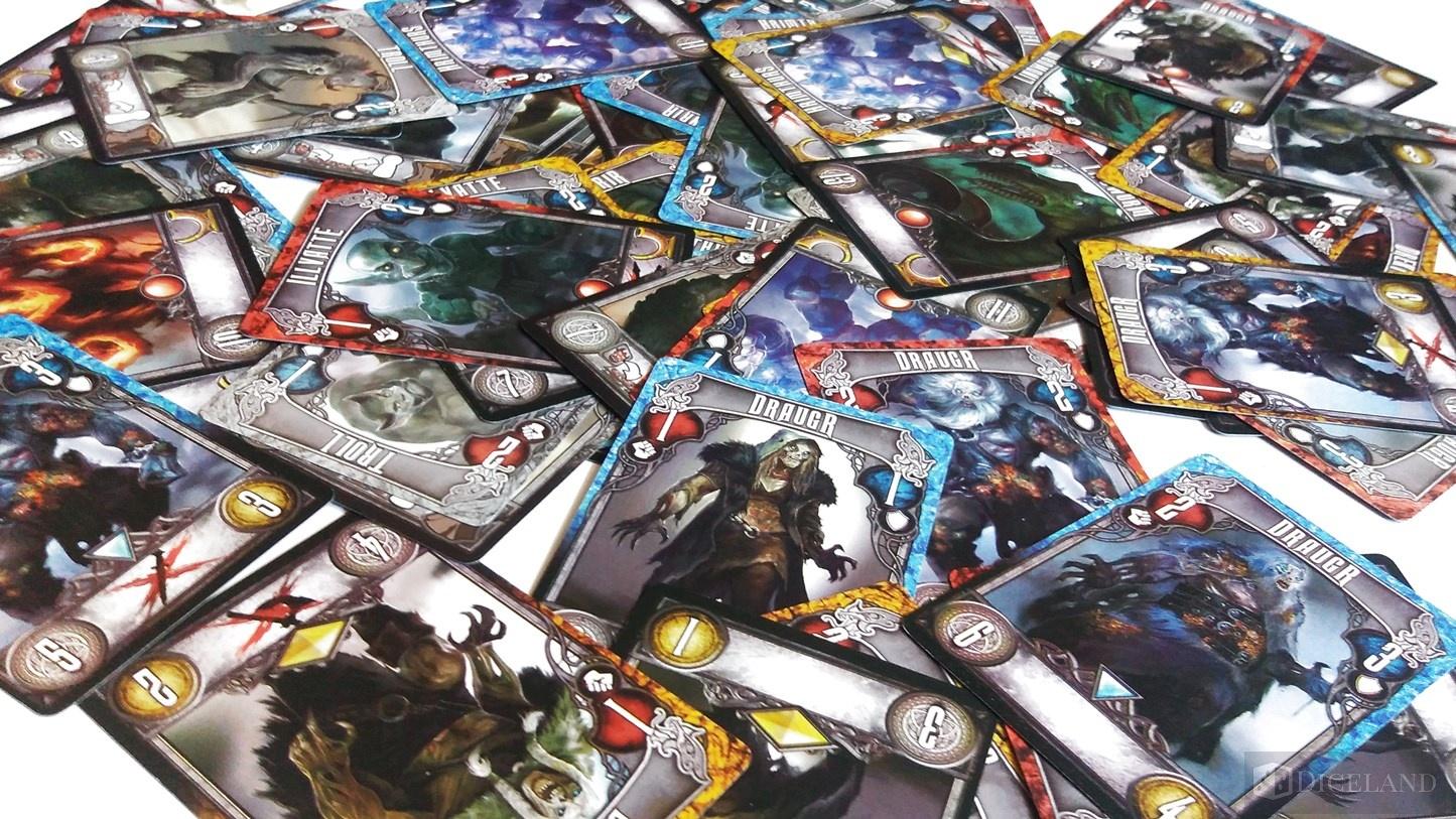 Wojownicy z Midgardu 59 Recenzja #28 Wojownicy Midgardu