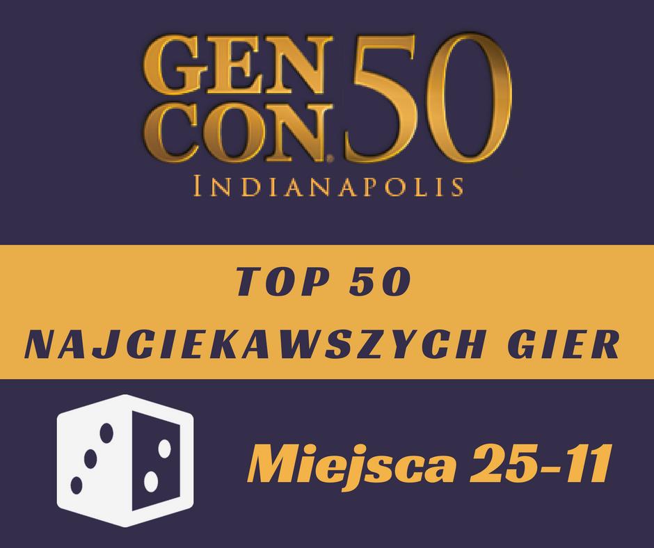gencon50 miejsca25 11 Top 50 najciekawszych gier na GenCon50   część 2.