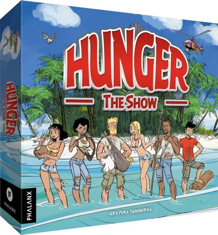 okladka hunger the show Recenzja #26 Hunger: The Show