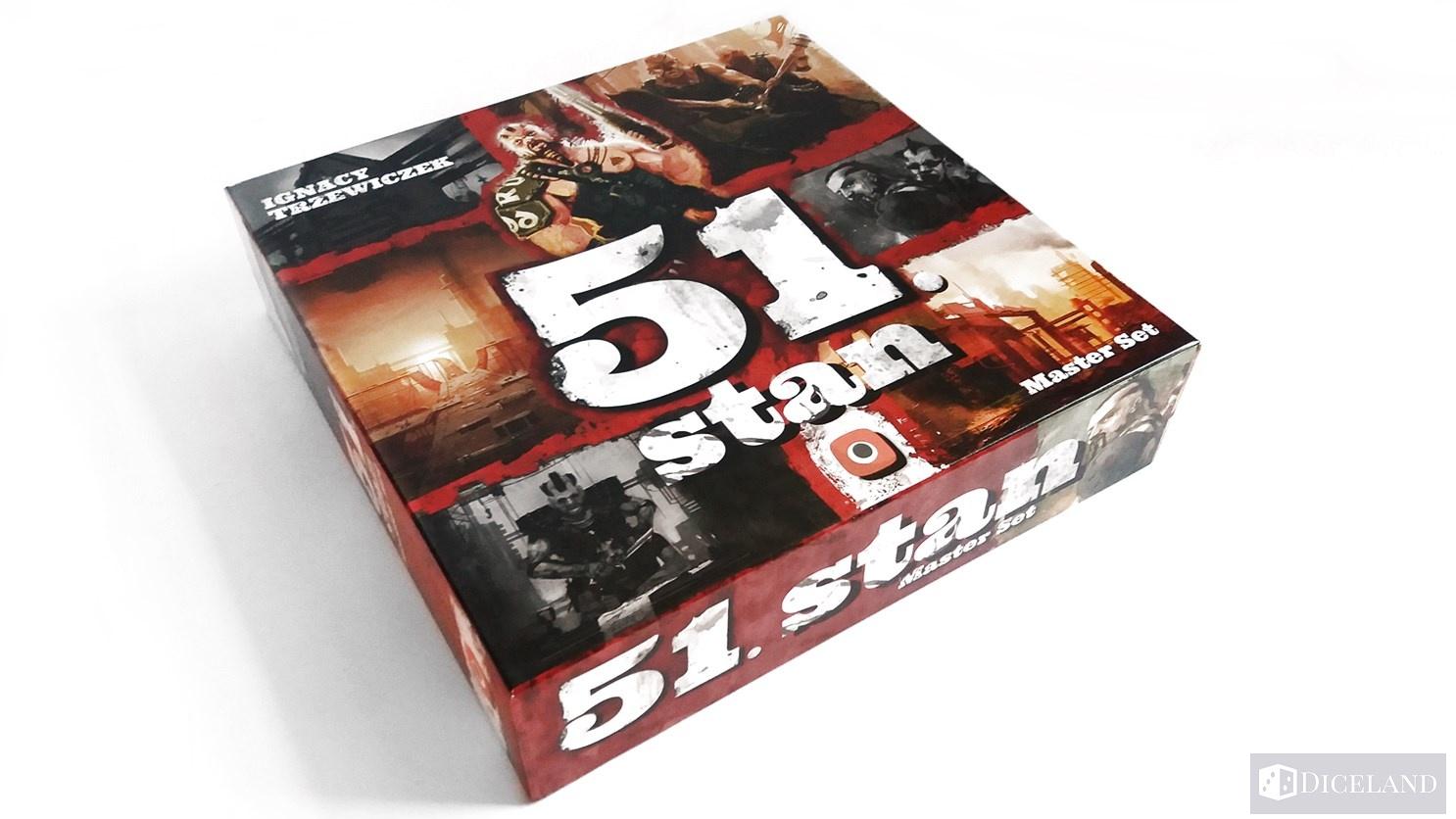 51 Stan Master Set 1 Recenzja #39 51 Stan: Master Set