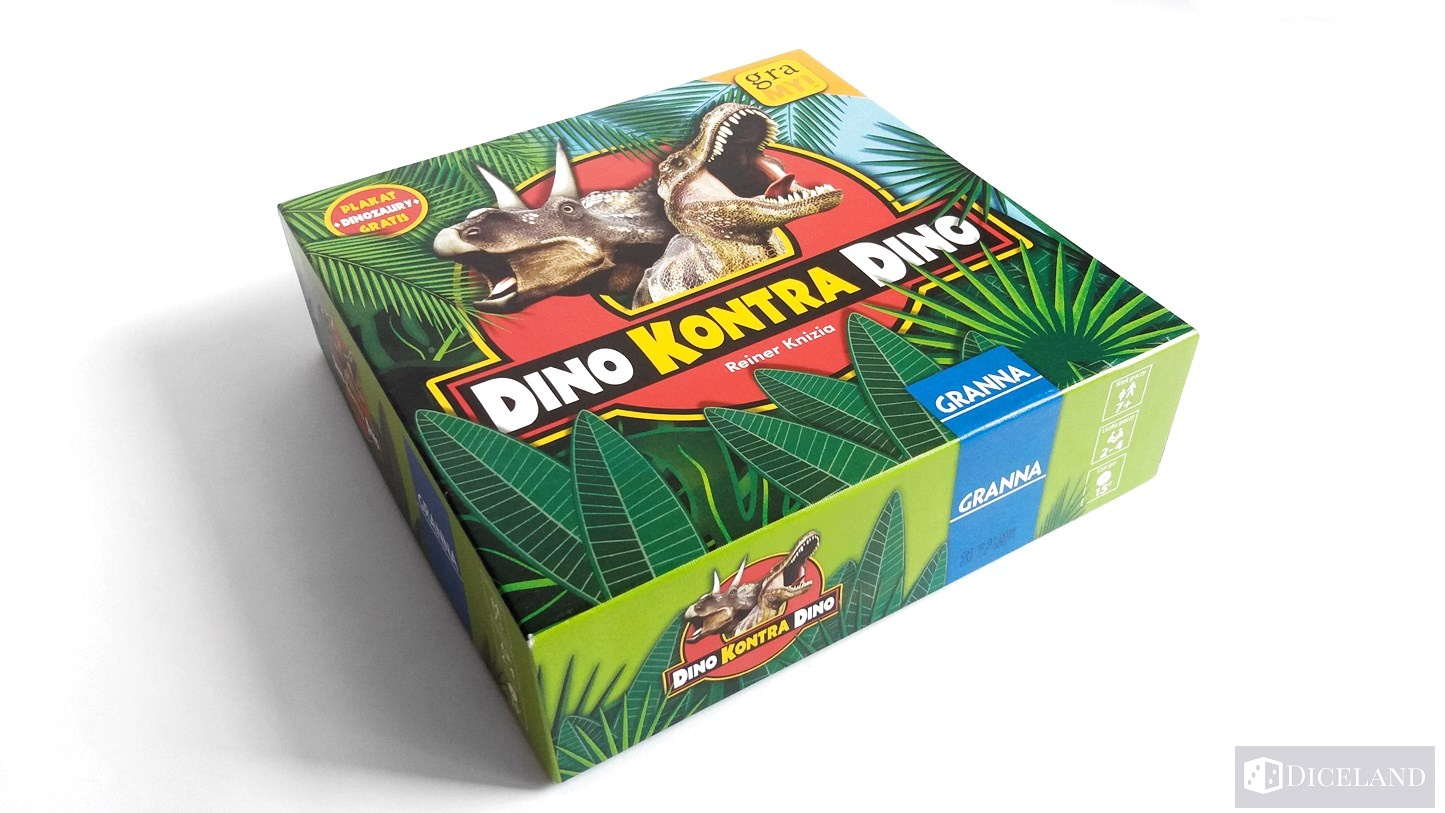 Dino kontra Dino 1 Recenzja #37 Dino kontra Dino