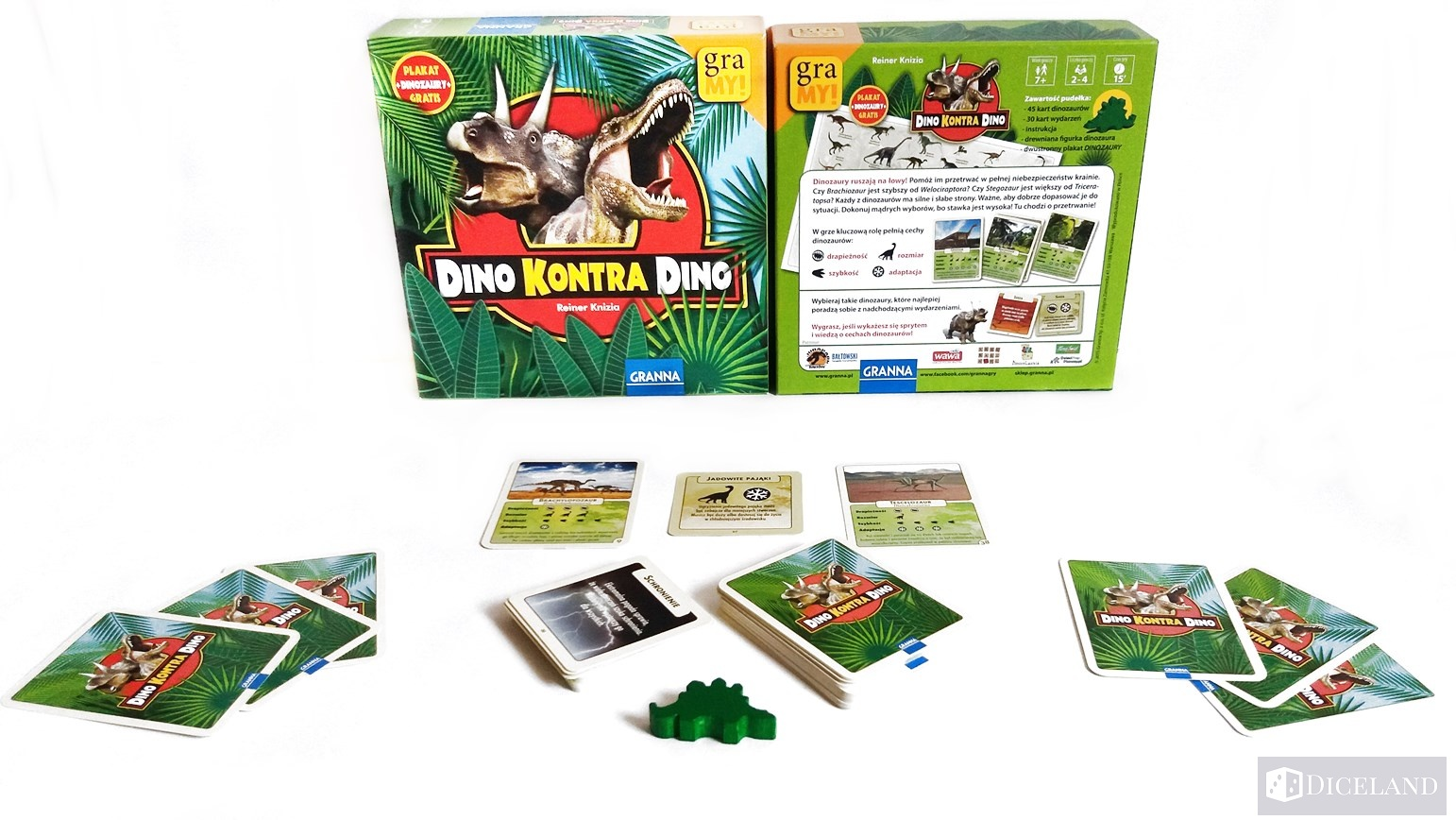 Dino kontra Dino 20 Recenzja #37 Dino kontra Dino