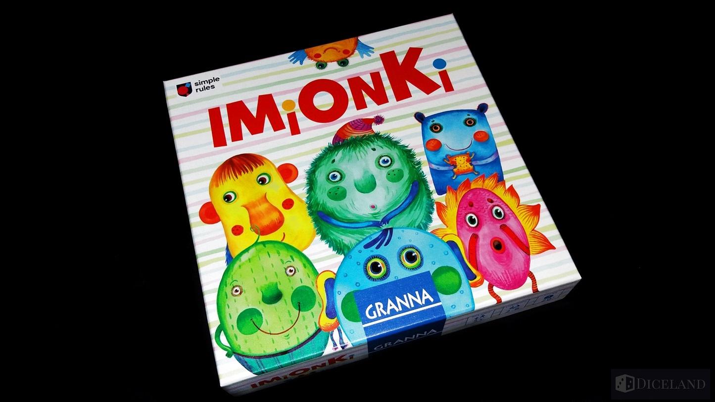 Imionki 1 Unboxing #5 Imionki