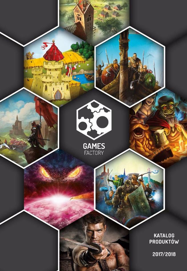 Katalog Games Factory Planszowy Express #35
