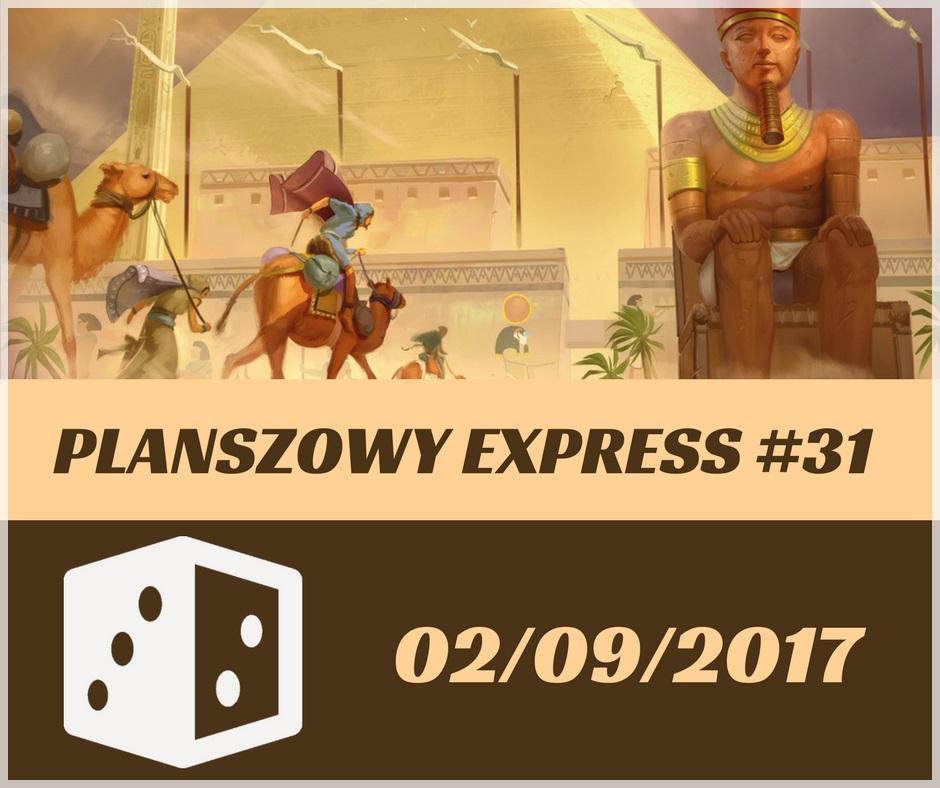 Planszowy Express 31 Planszowy Express #31