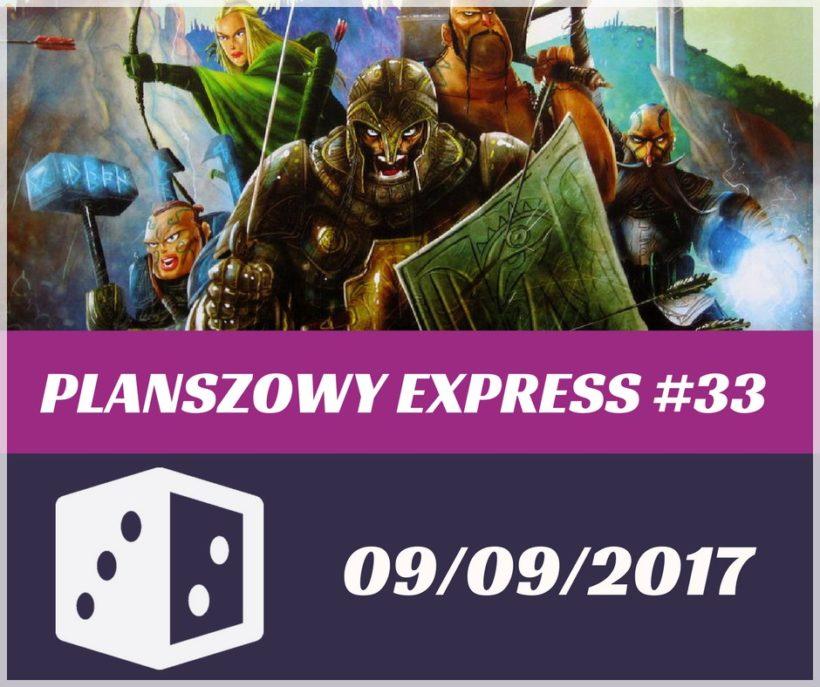 Planszowy Express 33