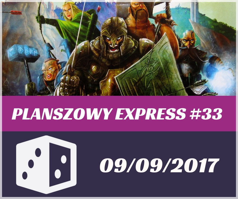 Planszowy Express 33 Planszowy Express #33