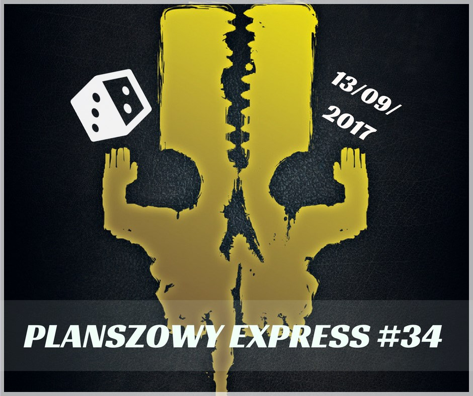 Planszowy Express 34 Planszowy Express #34