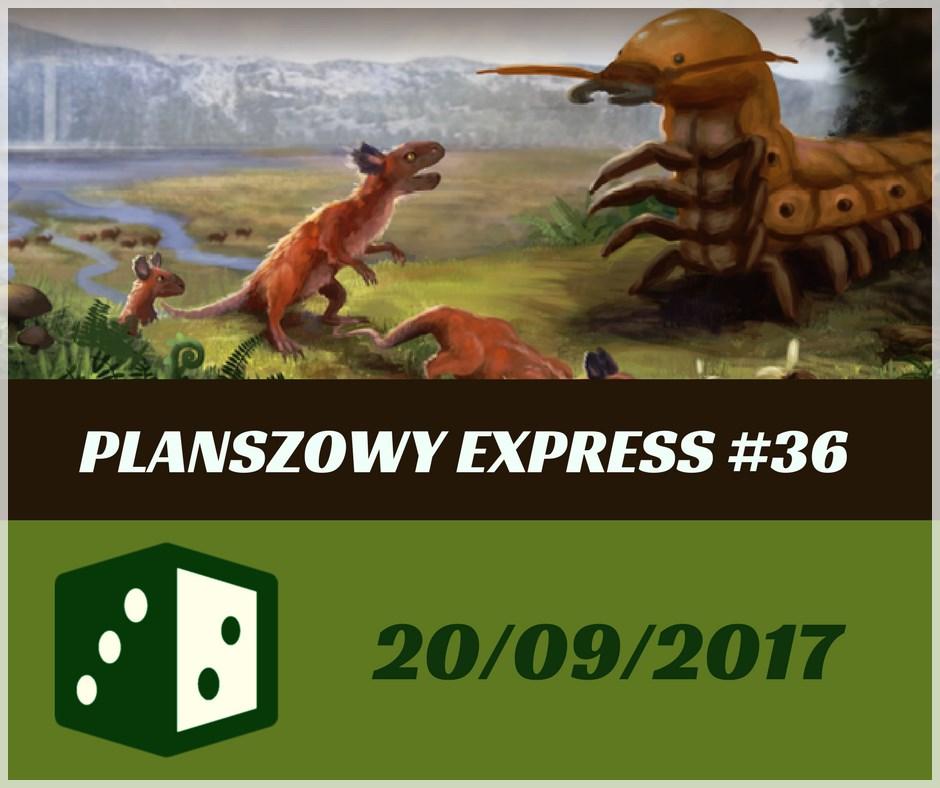 Planszowy Express 36 Planszowy Express #36
