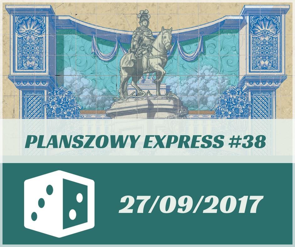 Planszowy Express 38 Planszowy Express #38