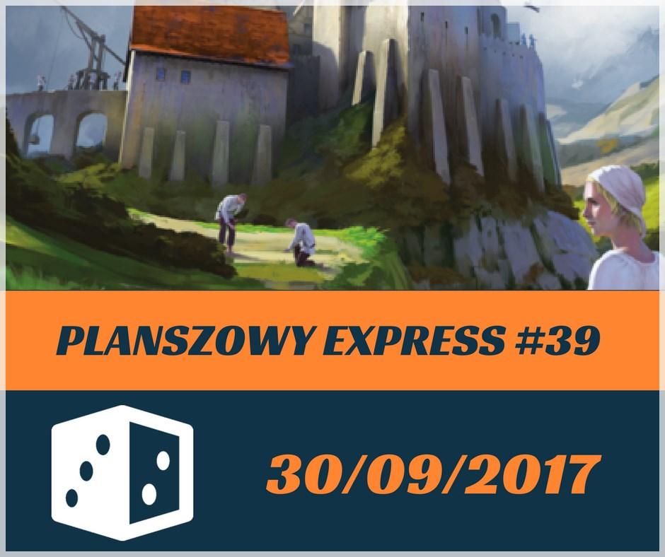 Planszowy Express 39 Planszowy Express #39
