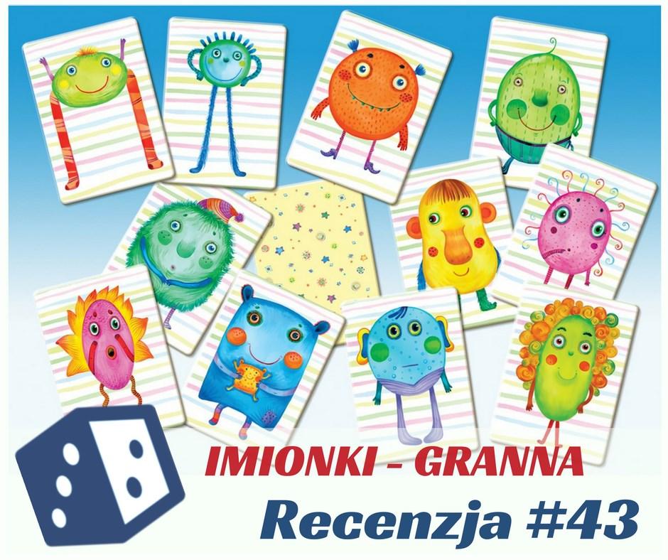 Recenzja 43 Imionki Recenzja #43 Imionki