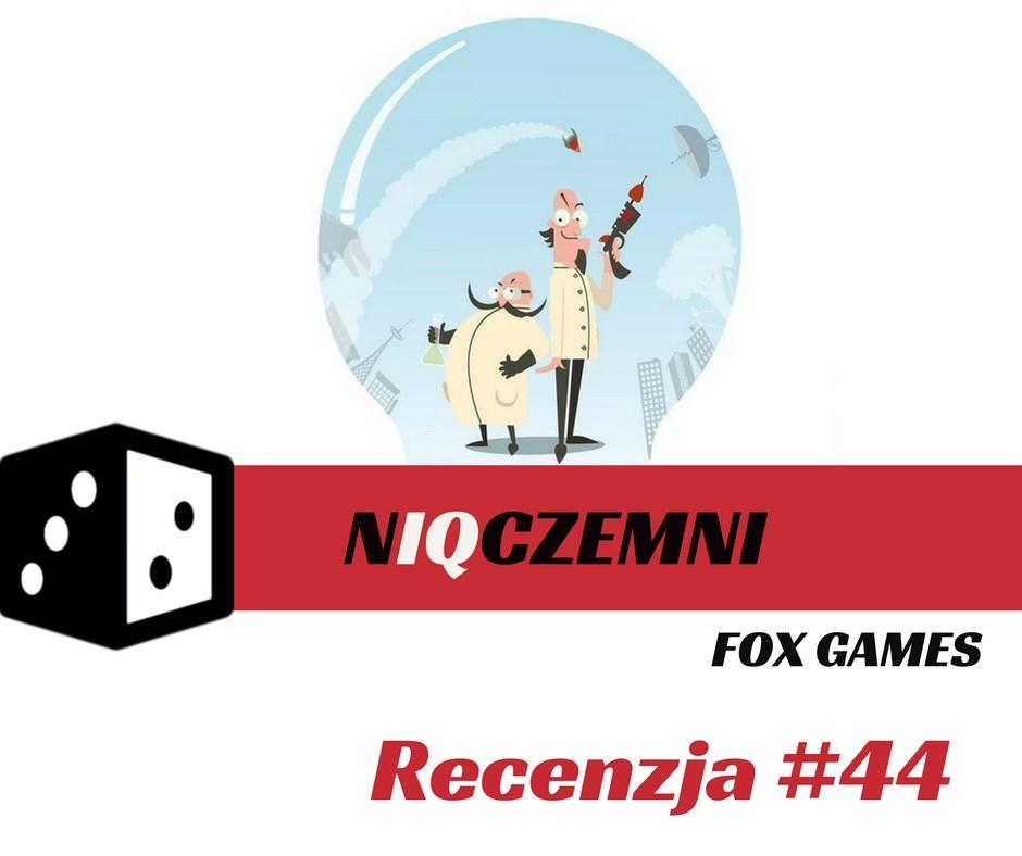 Recenzja 44 Recenzja #44 Niqczemni