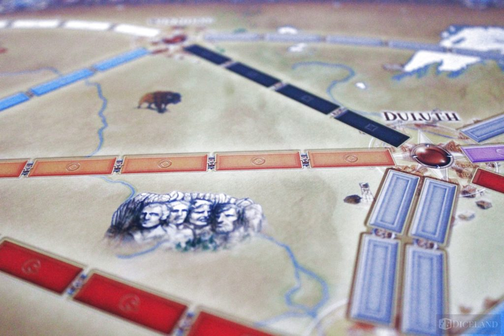 Ticket to Ride 10th Edition (21)