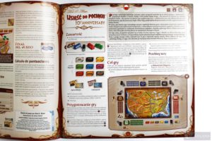 Ticket to Ride 10th Edition 3 300x200 Recenzja #35 Ticket to Ride 10th Anniversary/Ticket to Ride: USA
