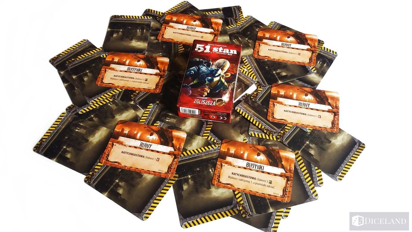 Zgliszcza 9 Recenzja #41 Zgliszcza   Pakiet Stanowy 01