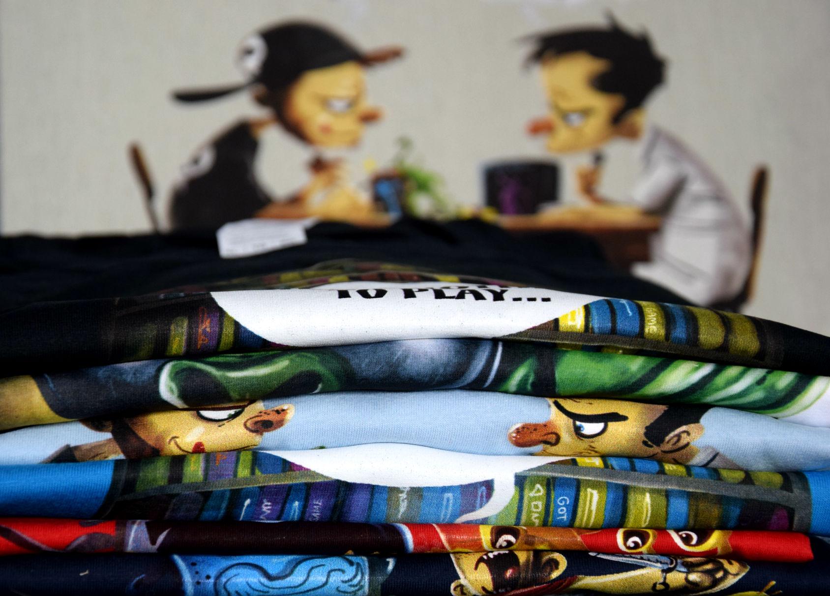 koszulki 2 Planszowy Express #32