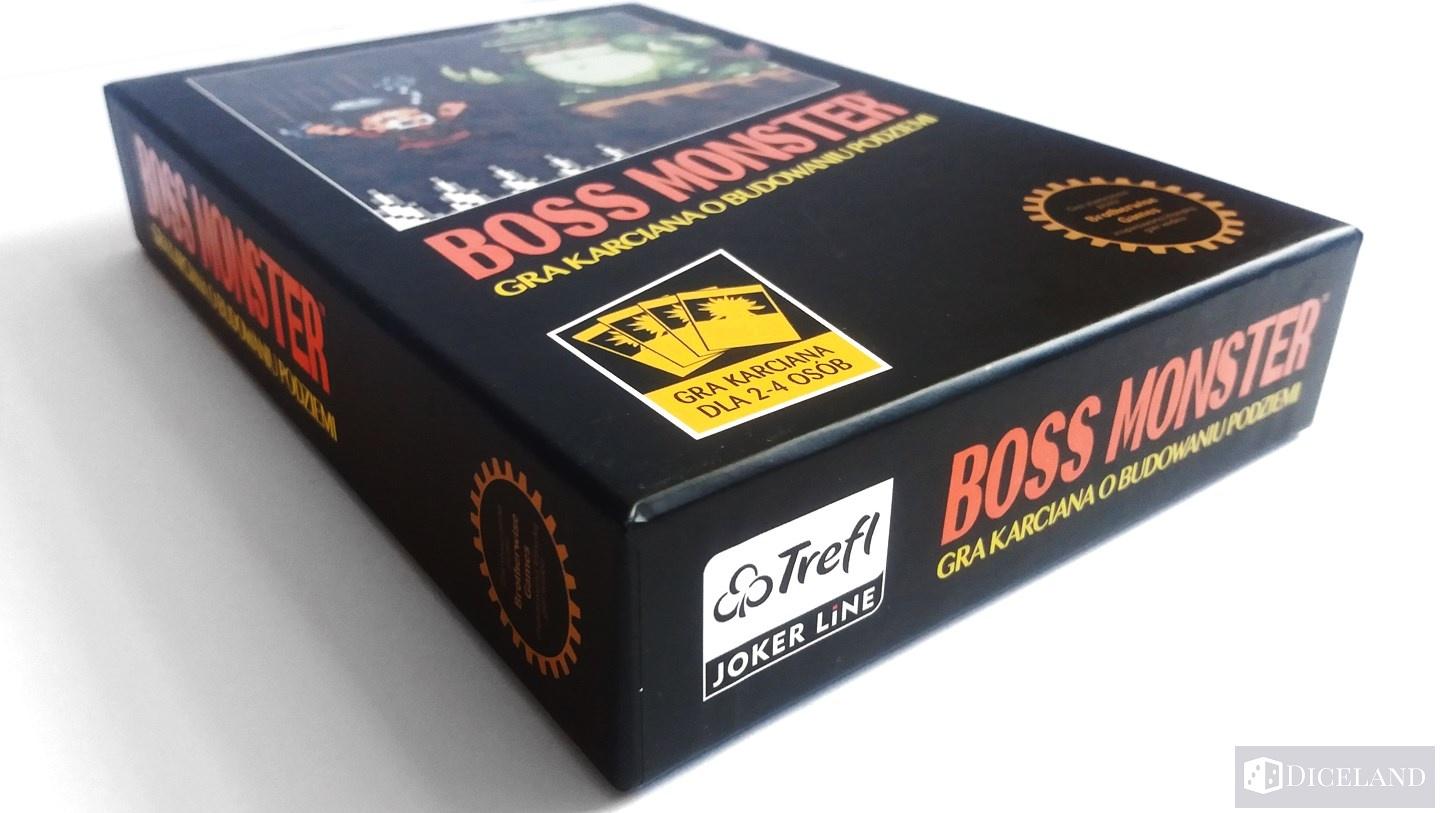 Boss Monster 2 Recenzja #101 Boss Monster: Niezbędnik Bohatera