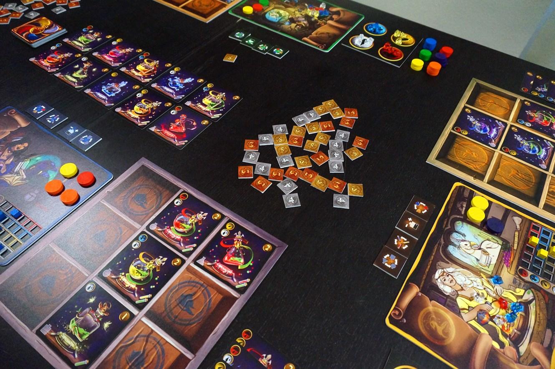 Dolina Alchemików 2 Planszowy Express #40