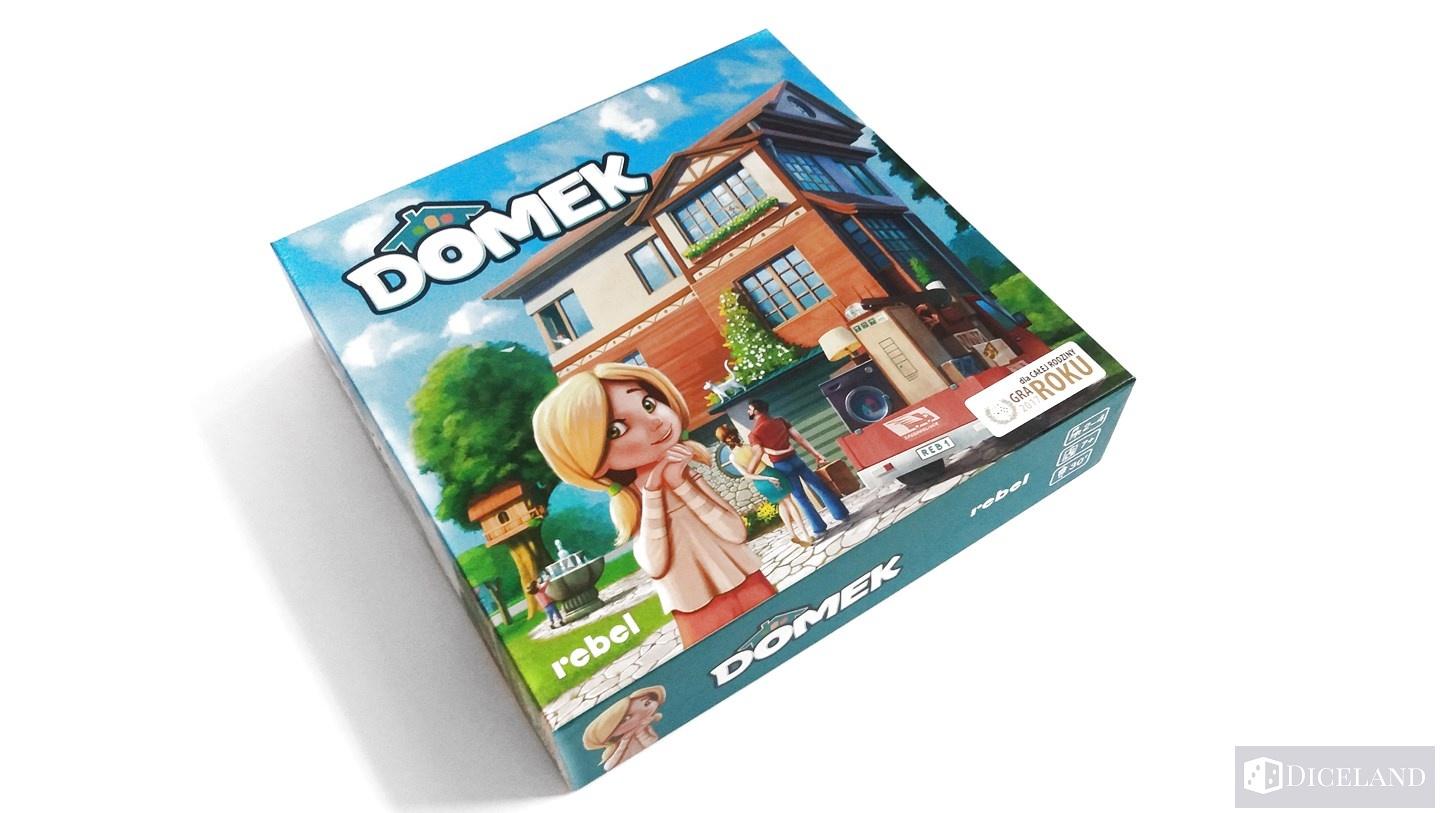 Domek rebel 1 Recenzja #50 Domek