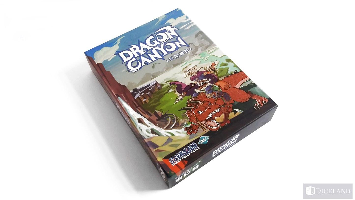 Dragon Canyon 1 Recenzja #54 Dragon Canyon