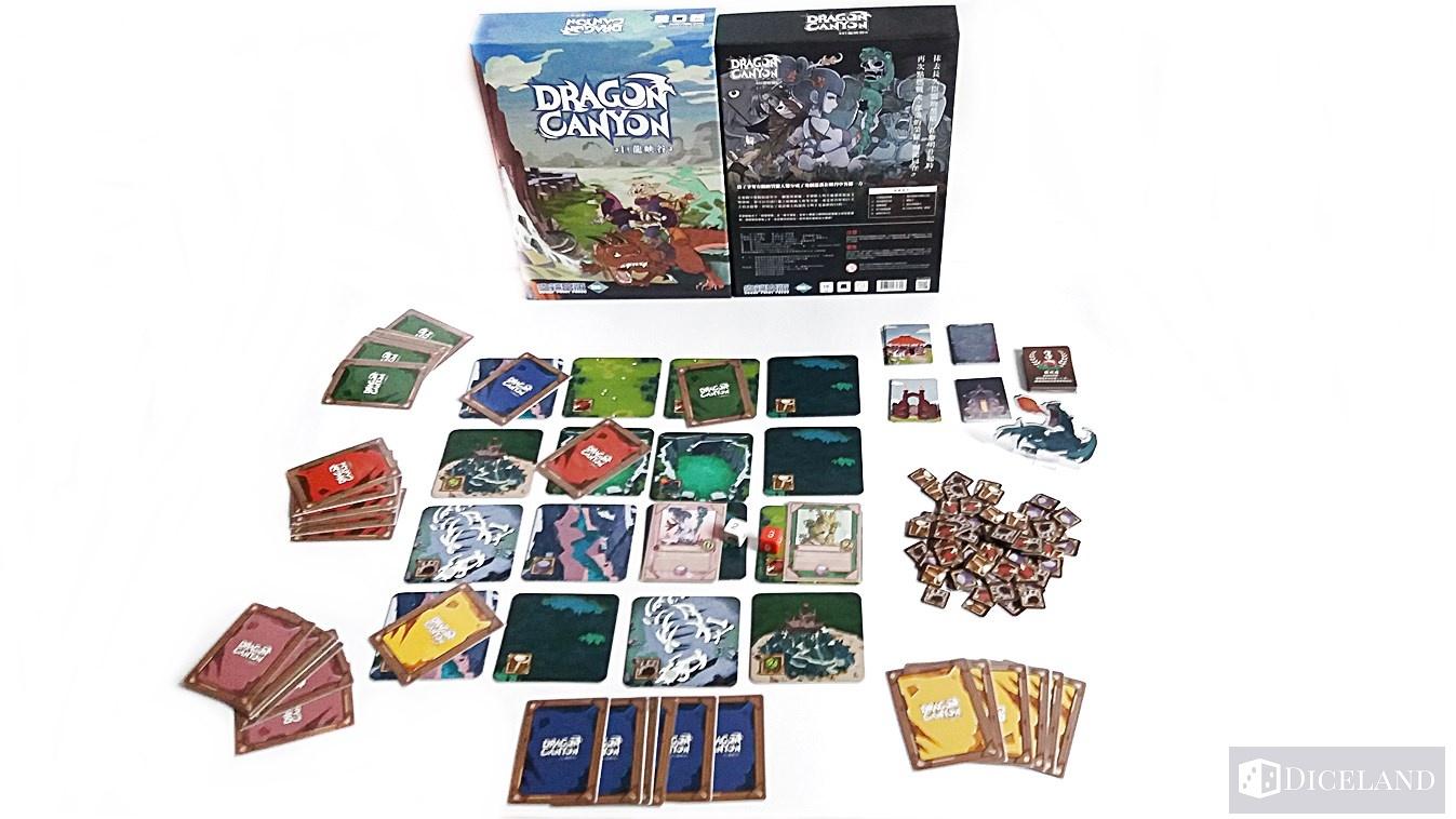 Dragon Canyon 18 Recenzja #54 Dragon Canyon