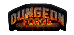 Dungeon Forge logo