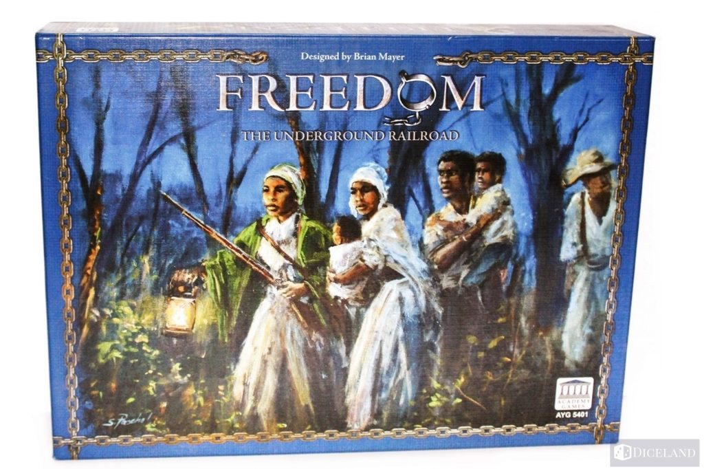 Freedom 1 1024x682 Recenzja #53 Freedom: The Underground Railroad