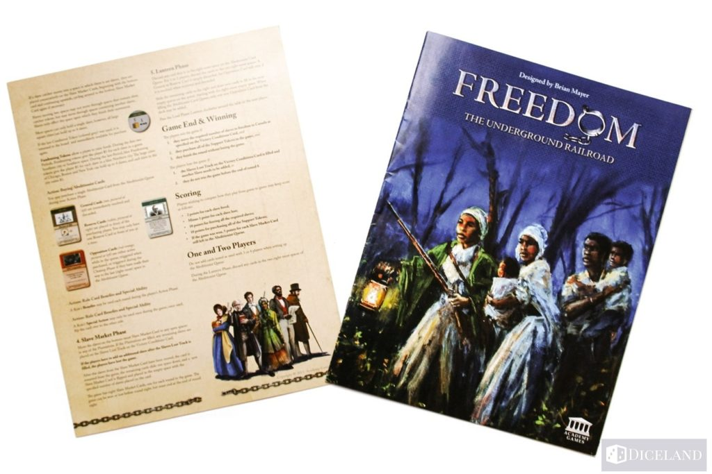 Freedom 2 1024x683 Recenzja #53 Freedom: The Underground Railroad