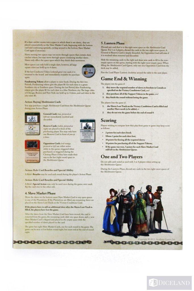 Freedom dodatkowe 4 683x1024 Recenzja #53 Freedom: The Underground Railroad