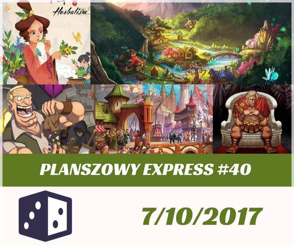 Planszowy Express 40