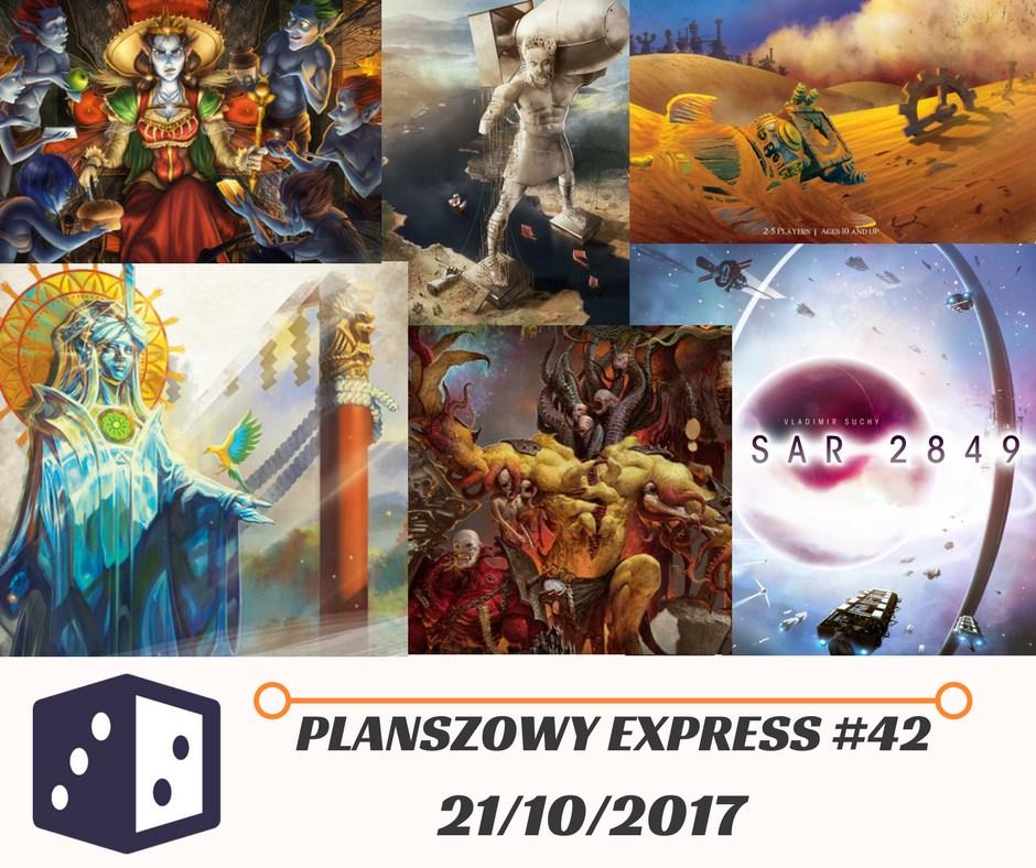 Planszowy Express 42 Planszowy Express #42