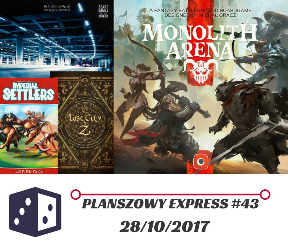 Planszowy Express 43 Planszowy Express #43