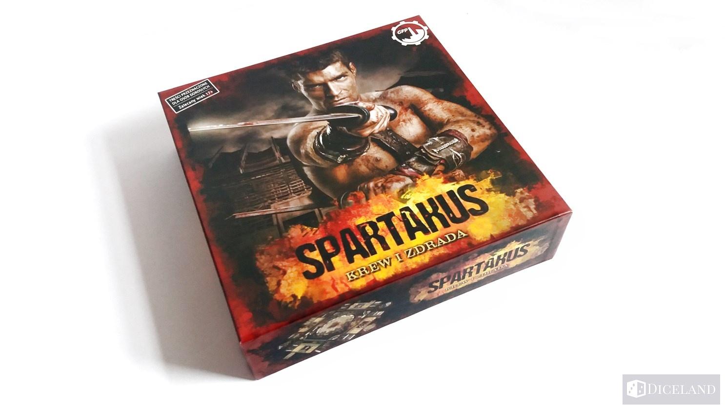 Spartakus krew i zdrada 1 Recenzja #47 Spartakus: Krew i Zdrada