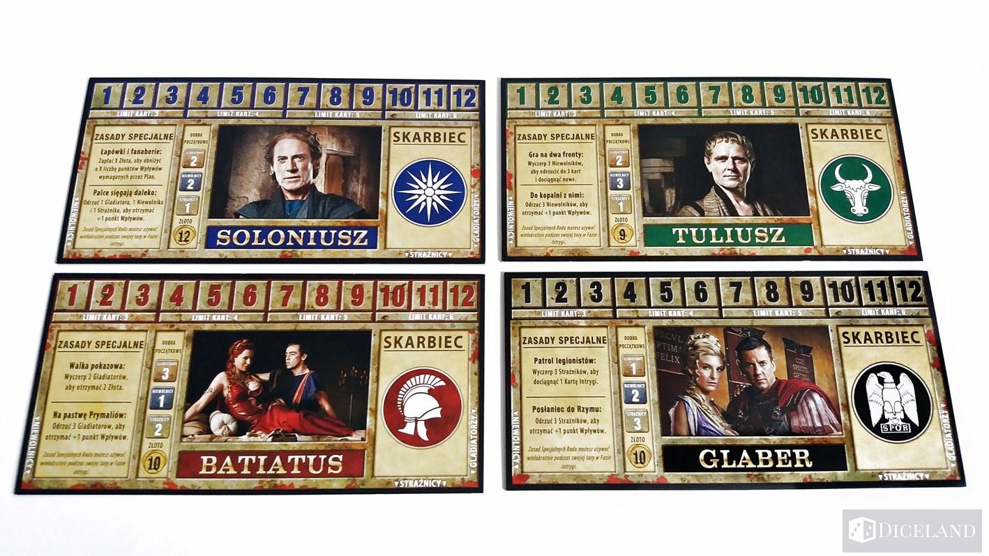 Spartakus krew i zdrada 10 Recenzja #47 Spartakus: Krew i Zdrada