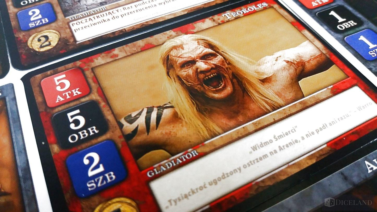 Spartakus krew i zdrada 29 Recenzja #47 Spartakus: Krew i Zdrada