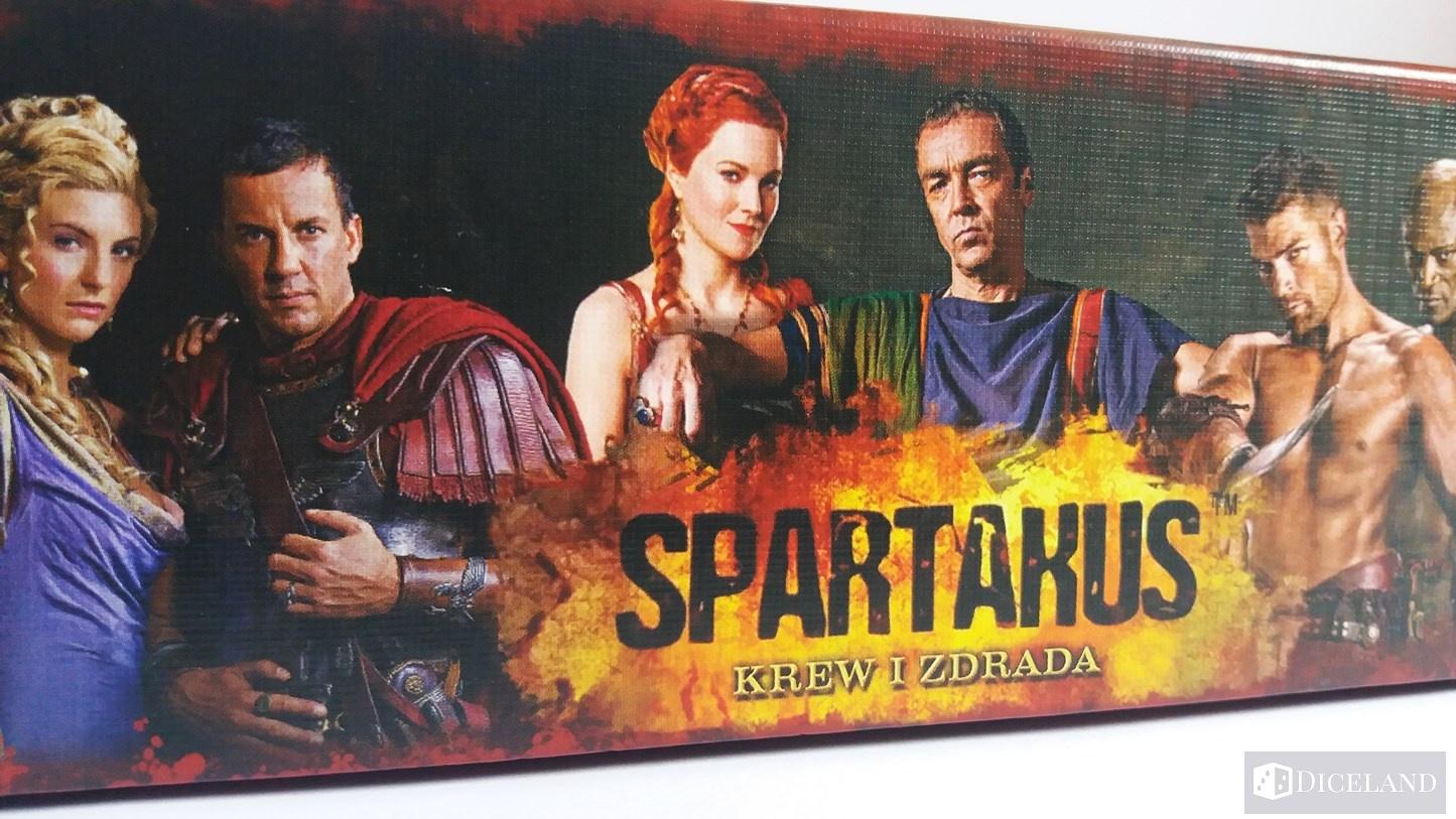 Spartakus krew i zdrada 3 Recenzja #47 Spartakus: Krew i Zdrada