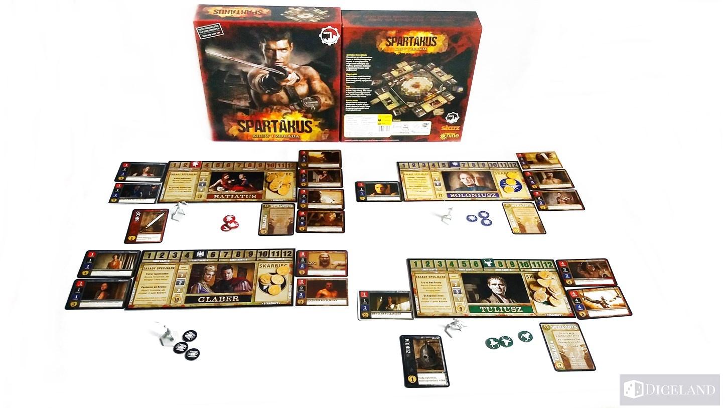 Spartakus krew i zdrada 36 Recenzja #47 Spartakus: Krew i Zdrada