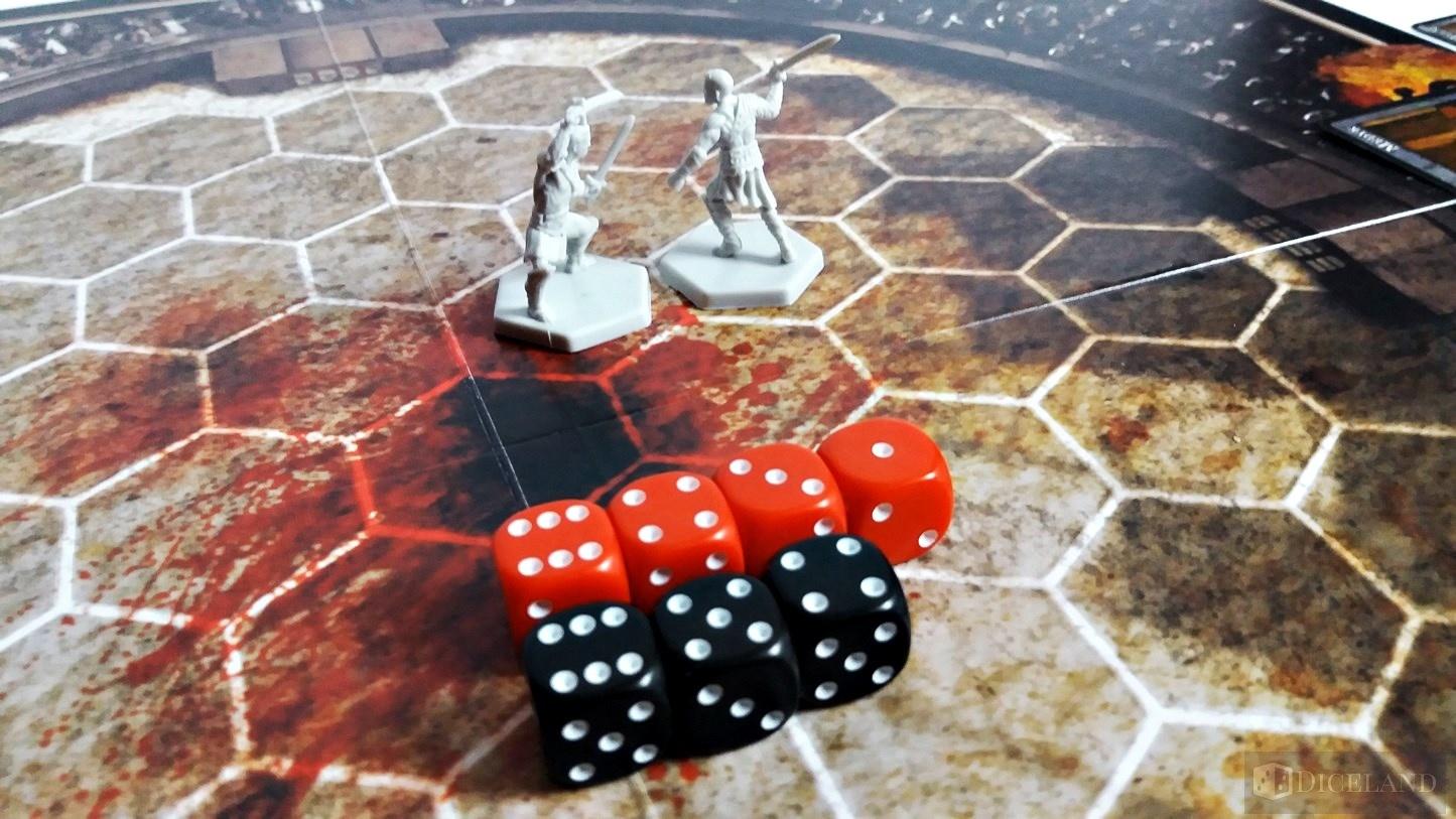 Spartakus krew i zdrada 44 Recenzja #47 Spartakus: Krew i Zdrada